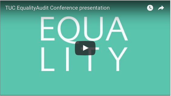 TUC Equality presentation